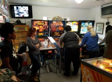 Sounds Of The City: Fast And Furious Flipping In Women's Pinball Tournament
