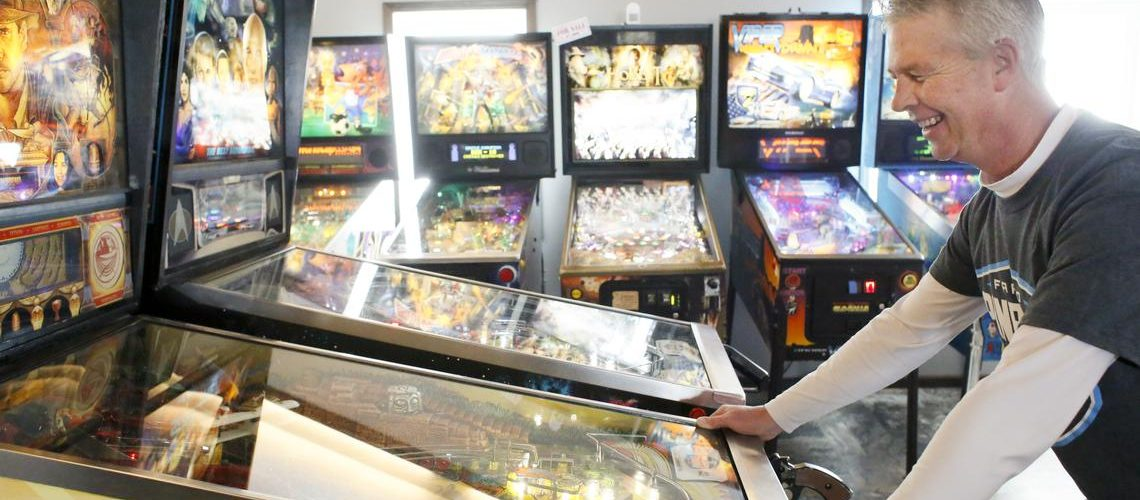 Pinball wizard: Fargo native punches ticket to national championship