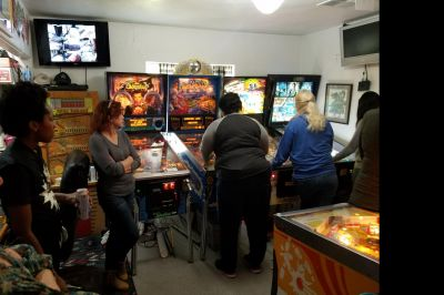 Sounds Of The City: Fast And Furious Flipping In Women's Pinball Tournament | KJZZ