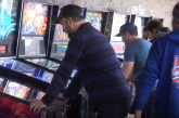 The Rhode Island State Pinball Championship was held on Saturday at a bar in Westerly, Rhode Island. The Flip Side Pinball Bar off Railroad Avenue held the state's annual tournament.