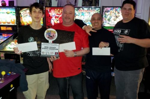 New Jersey's new pinball wizard crowned in Morristown