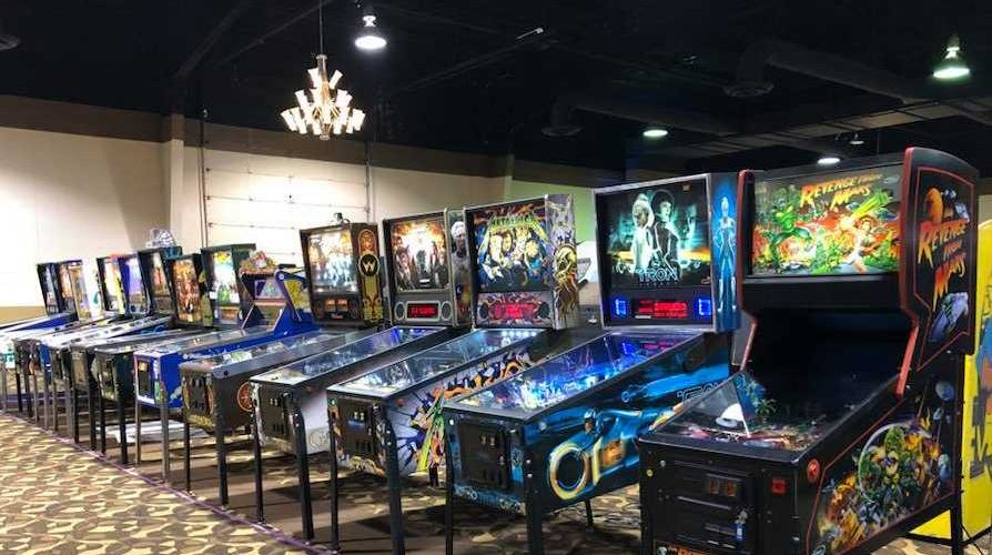The 10th annual Louisville Arcade Expo is back with hundreds of arcade and pinball machines available to play.