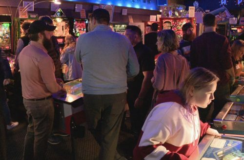 Pinball wizards turn out for a good cause at Appalachian Pinball Museum