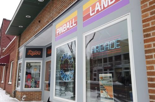 Pinball is riding a new wave of popularity all the way to Rockford.
