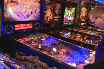 Pinball wizards turn out for a good cause   WLOS