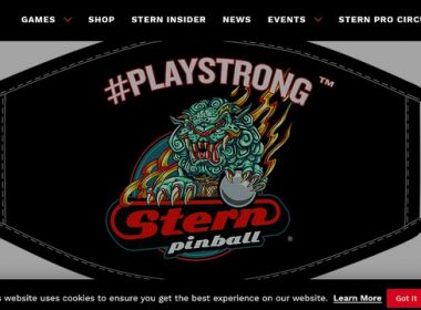 Stern has introduced the Stern Pinball #PlayStrong Initiative, inviting people to be featured across its social media channels and win Stern swag