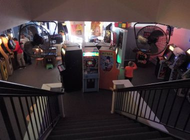 Scott Lambert, owner of the old-school arcade Underground Retrocade, decided to rent out some of his popular arcade games and pinball machines.