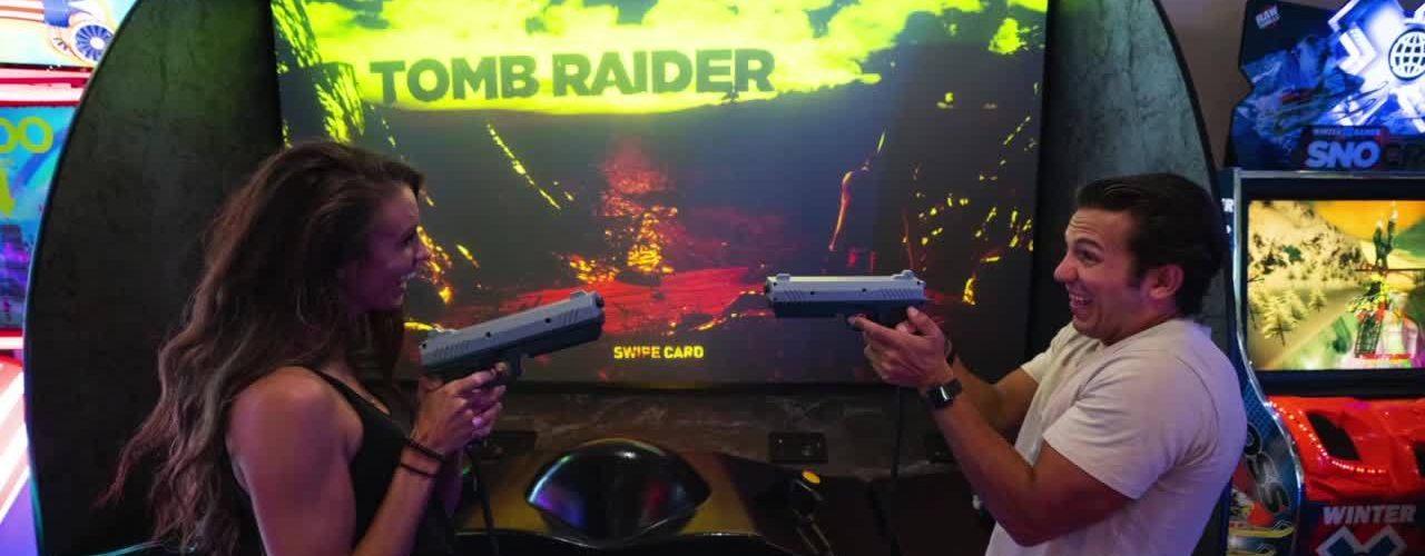 Tomb Raider Video Arcade