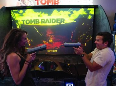 Tomb Raider Video Arcade