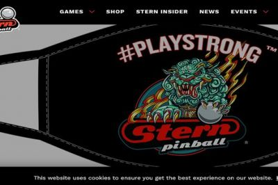 Stern Pinball introduces #PlayStrong Initiative for inspiration and rewards | Music and Games | Vending Times