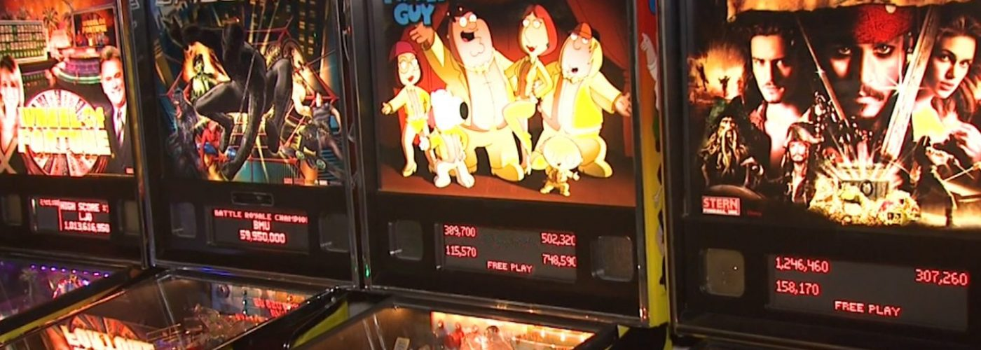 Museum of Pinball could move into the Desert Sun building in Palm Springs