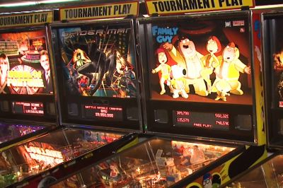Museum of Pinball could move into the Desert Sun building in Palm Springs - KESQ