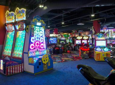 Where to play arcade games on Long Island