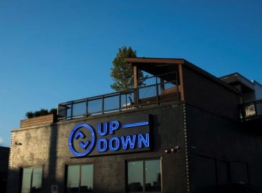 Up-Down Arcade in Nashville, Tennessee