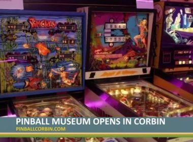 Pinball Museum of Corbin
