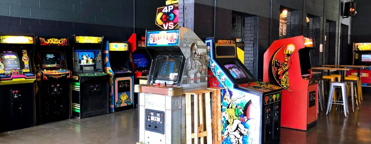 Barcade Detroit features 60+ classic arcade games, 24 craft beers on tap in Midtown