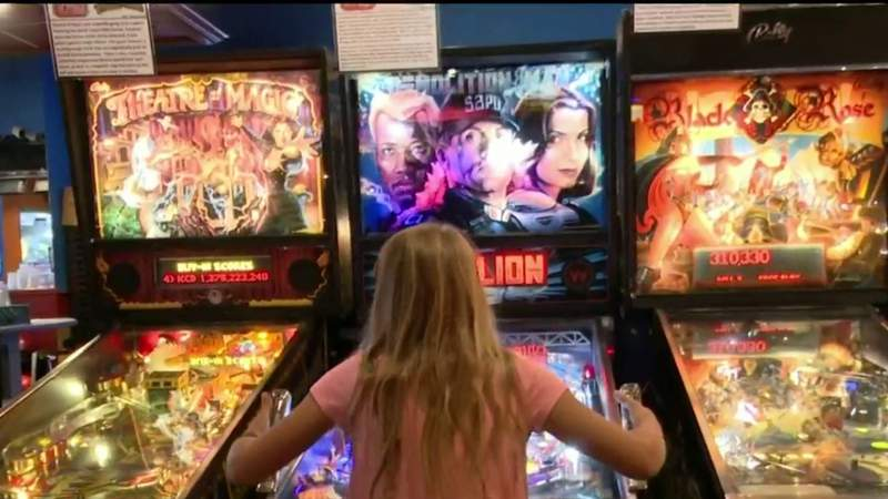 Be a wizard at this New Baltimore pinball museum