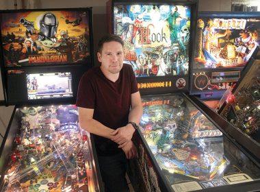 Pinball wizard: Hesston resident sells, refurbishes machines