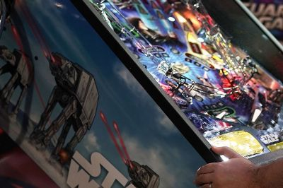 Museum of Pinball Arcade Games Up for Auction – NBC Los Angeles
