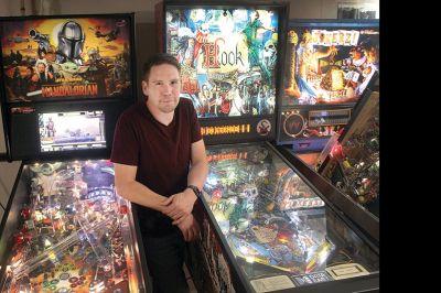 Pinball wizard: Hesston resident sells, refurbishes machines » Harvey County Now